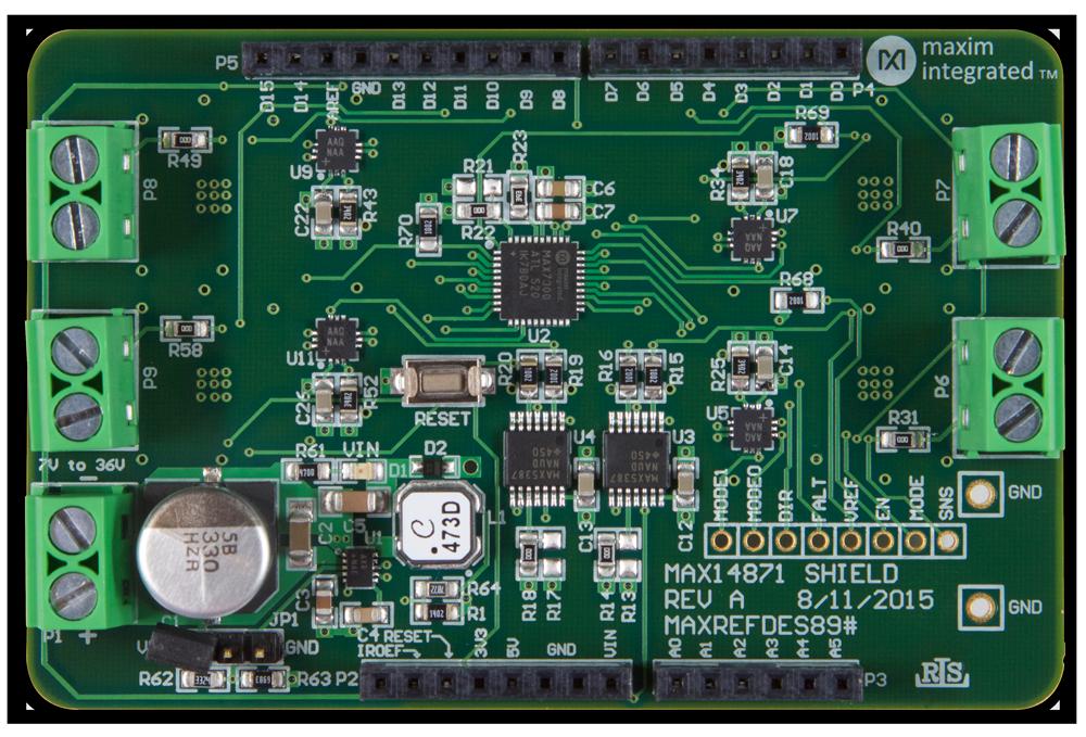 MAXREFDES89 Board